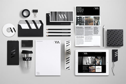 corporate identity package 360digitalprojects london